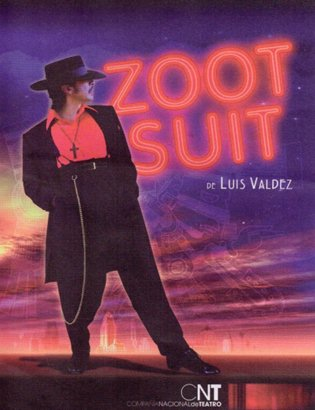 zoot suit by luis valdez Luis valdez written by: luis valdez  there are no critic reviews yet for zoot suit  following the zoot suit riots and the banning of zoot suits in los.