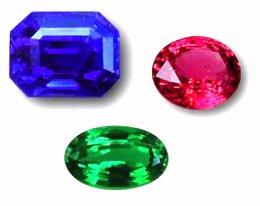 8f806ad4ed13 Las tres únicas piedras o gemas consideradas preciosas –además del  diamante- por los factores anteriores son  el rubí